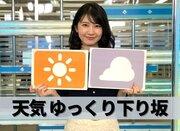 11月1日(日)朝のウェザーニュース・お天気キャスター解説