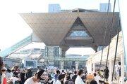 東京五輪によるビッグサイトの想定使用停止期間が明らかに ビッグサイト「短くするため調整していく」