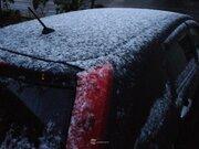 旭川で初雪を観測 平年より2週間も遅い