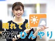 11月8日(金)朝のウェザーニュース・お天気キャスター解説