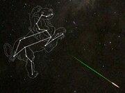 週末、しし座流星群の活動がピークに