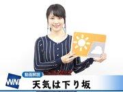 11月16日(金)朝のウェザーニュース・お天気キャスター解説