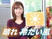 11月19日(火)朝のウェザーニュース・お天気キャスター解説