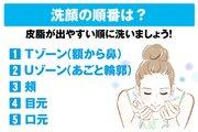 【冬の洗顔】あなたの洗い方は間違っていませんか?