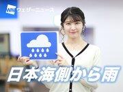 11月22日(日)朝のウェザーニュース・お天気キャスター解説
