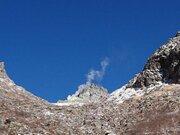焼岳(長野 岐阜)で火山性地震が増加
