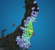 福島県で震度4の地震発生