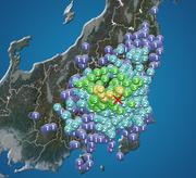 群馬県・栃木県で震度4を観測する地震 津波の心配なし