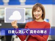 あす12月6日(金)のウェザーニュース・お天気キャスター解説