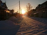 北海道 陸別で氷点下23.1℃を観測 今季最低気温の記録更新