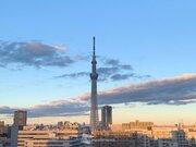 冬晴れの関東 東京で朝から晴れるのは約2週間ぶり