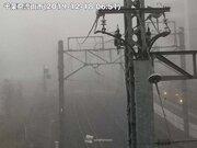 埼玉・千葉から北のエリアで濃霧発生 視界不良に注意