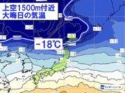 年末は北ほど寒く 北海道は極寒の年越しに