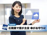 12月26日(水)朝のウェザーニュース・お天気キャスター解説