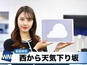 あす12月27日(日)のウェザーニュース お天気キャスター解説