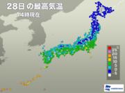 寒~い仕事納め 東京は晴れても10℃にほど遠く