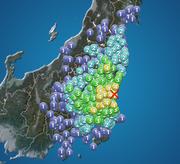 茨城県北部でM5.1の地震 茨城、栃木、千葉、福島で震度4 津波の心配なし