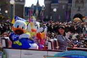 【ディズニー】新アンバサダーが新年のごあいさつ!6日間限定のお正月イベント開幕