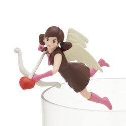 画像:バレンタイン仕様のフチ子がハートを狙い撃ち!恋のキューピッド「コップのフチ子 ハートチョコ」が登場!(C)タナカカツキ / KITAN CLUB
