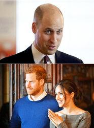 画像:ウィリアム王子のヘアスタイルが激変!? ヘンリー王子は婚約者のおのろけ!