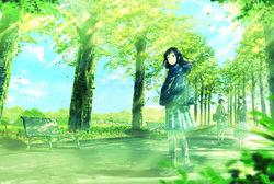 画像:三月のパンタシア、TVアニメED曲「風の声を聴きながら」超先行フル配信決定