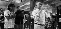 """画像:""""日本映画好き""""なジョン・ウー監督が来日!福山雅治らが語る監督とは…『マンハント』メイキング映像公開"""