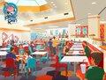 画像:地球初出店! TDLの宇宙テーマ新レストラン「プラズマ・レイズ・ダイナー」、3月25日にオープン