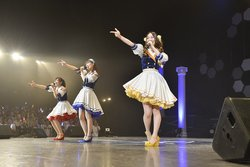画像:Trident 1st LIVE「Blue Snow」/(c)Ark Performance/少年画報社・アルペジオパートナーズ