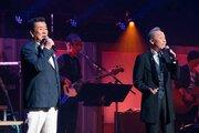 加山雄三、ツアー東京公演で谷村新司と「サライ」をサプライズ披露