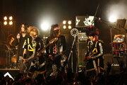 メトロノーム、主催ライヴでPENICILLINとのツーマンが実現! 両バンドでセッションも大盛況!!