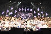 AKB48グループ、リクエストアワーのセットリストベスト100でチーム8が3年連続トップ3に