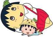 ふなっしーがちびまる子ちゃんとコラボ!2月19日から「ちびまる子ちゃん25周年フェア」でグッズ先行発売