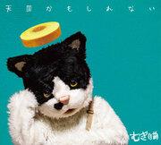 むぎ(猫)、インディーズアルバム『天国かもしれない』配信リリース&『ねこねこ日本史』ゲスト出演決定