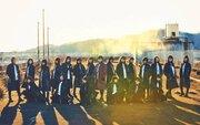 欅坂46、「ガラスを割れ!」のアートワークを公開