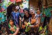 アラウンドザ天竺、RTで決定した無茶ぶり東阪ワンマンツアー開催決定!