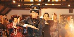 画像:古川雄輝&小関裕太らサカナクション主題歌でキレキレダンス披露『曇天に笑う』