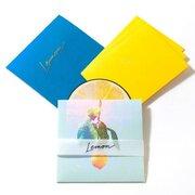 米津玄師、シングル「Lemon」のパッケージビジュアル公開