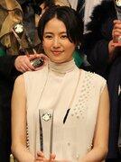 東スポ映画大賞『散歩する侵略者』長澤まさみ、主演女優賞受賞「過去を振り返らずに前へ進む」