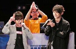 画像:藤森慎吾、SKY-HIらと即興ラップ披露「緊張感がハンパない」