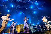 """フレンズ、""""ズッ友""""と作ったグランパーティーが終幕&4月の日比谷野音公演のゲストを追加発表"""
