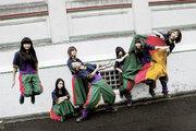 GANG PARADE、カミヤサキ新体制の新アーティスト写真を公開