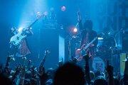BURNOUT SYNDROMES、全国ワンマンツアーがスタート&2019年のツアー日程発表