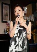クミコ、原点のシャンソニエにて新曲「最後だとわかっていたなら」を披露