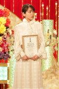 第43回日本アカデミー賞新人俳優賞|吉岡里帆「何かプラスになる瞬間が作れるように」