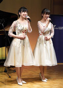 山田姉妹、銀座でリリースイベントを開催