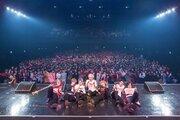 UNIONE、初ワンマンライブで全国ツアーの開催を発表