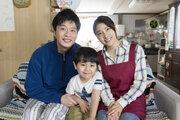 土屋太鳳、田中圭と夫婦役で5年ぶりの共演『ヒノマルソウル』家族オフショットも