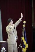 山崎賢人、『羊と鋼の森』ロケ地中学の卒業式に登場!「凄く懐かしい」