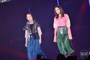 広瀬すず&アリスが姉妹揃ってTGCに登場!「半分、青い。」永野芽郁、志尊淳ら観客魅了