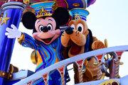 【ディズニー】新パレード「ドリーミング・アップ!」誕生!史上最大のアニバーサリーイベント、盛大に開幕